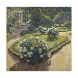 A Garden, 1910 Giclee Print by Sergei Arsenyevich Vinogradov