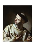 Saint Lawrence Giclee Print by Bernardo Cavallino