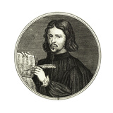 Composer Thomas Tallis Giclee Print by Niccolò Francesco Haym