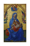 Virgin and Child, Ca 1435 Giclee Print by Masolino Da Panicale