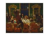 The Life of Buckingham, 1850S Giclee Print by Augustus Leopold Egg