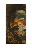 The Resurrection of Christ, 1518 Giclee Print by Albrecht Altdorfer