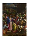 The Raising of Lazarus, Ca 1518 Giclee Print by Sebastiano del Piombo