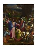 The Raising of Lazarus, Ca 1518 Giclee Print
