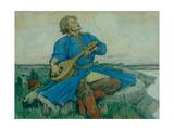 Sadko, 1919 Giclee Print by Viktor Mikhaylovich Vasnetsov
