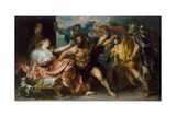 Samson and Delilah, 1628-1630 Giclee Print by Anthonis van Dyck