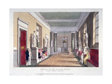 Room Off the Private Boxes, Covent Garden Theatre, Bow Street, Westminster, London, 1810 Giclee Print
