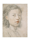 Self-Portrait, 1740 Giclee Print by Anton Raphael Mengs