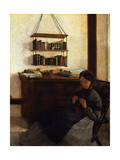 The Artist's Mother, 1877 Giclee Print by Louis Eysen