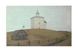 A Church, 1903 Giclee Print by Andrei Petrovich Ryabushkin