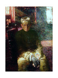Portrait of Alexander Kerensky (1881-197), 1918 Giclee Print by Ilya Yefimovich Repin