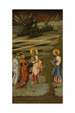 Ecce Agnus Dei, 1455-1460 Giclée-tryk af Giovanni di Paolo