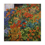 August Carpet, 1909 Giclee Print by Mikhail Nikolayevich Yakovlev