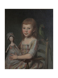 Portrait of Ann Proctor Giclee Print by Charles Willson Peale