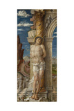 Saint Sebastian, Ca 1459 Giclee Print by Andrea Mantegna