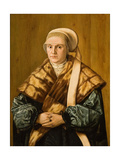Portrait of a Woman, 1529 Giclee Print by Barthel Beham