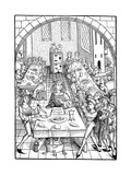 Illustration to the Book Schatzkammer, 1490-1491 Giclee Print by Michael Wolgemut