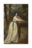 Portrait of Mrs. Andrew Reid Giclee Print by George Romney