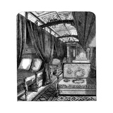 Pullman Sleeping Car on the Union Pacific Railroad, C1869 Giclee Print