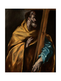 Saint Philip the Apostle Giclee Print by  El Greco