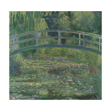 The Water-Lily Pond, 1899 Giclee Print by Claude Monet