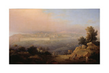 Jerusalem, 1849 Giclee Print by Maxim Nikiphorovich Vorobyev