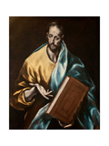 Saint James the Younger Giclee Print by  El Greco