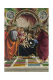 The Circumcision, C. 1490 Giclee Print by Luca Signorelli