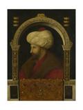 The Sultan Mehmet Ii, 1480 Giclée-tryk af Gentile Bellini