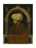 The Sultan Mehmet Ii, 1480 Giclee Print by Gentile Bellini