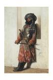 An Afghan, 1870 Giclee Print by Vasili Vasilyevich Vereshchagin