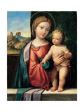 Madonna with the Child, 1512 Giclee Print by Benvenuto Tisi Da Garofalo