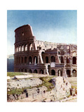 The Colosseum, Rome, Italy, 1933-1934 Giclee Print