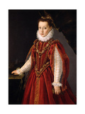 Portrait of a Young Lady Giclee Print by Sofonisba Anguissola