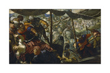 The Rape of Helen, 1578 Giclee Print by Jacopo Tintoretto