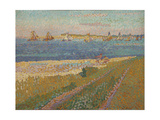 The Schelde Near Veere, 1907 Giclee Print by Jan Toorop