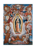 Our Lady of Guadalupe, 1779 Giclee Print