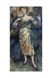 Fashion Show, 1921 Giclee Print by Lovis Corinth