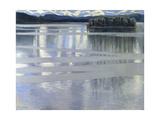 Lake Keitele, 1905 Giclée-tryk af Akseli Gallen-Kallela