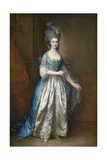 Portrait of Miss Read, Later Mrs William Villebois, Ca 1776 Giclee Print by Thomas Gainsborough