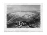 Jerusalem, 19th Century Giclee Print