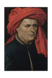 Portrait of a Man, Ca 1435 Giclee Print by Robert Campin