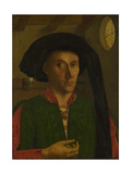 Edward Grimston, 1446 Giclee Print by Petrus Christus