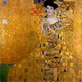 Adele Bloch-Bauer I, 1907 Gicléedruk van Gustav Klimt