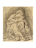 Virgin and Child Giclee Print by Andrea Mantegna