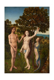 The Fall, after 1479 Giclee Print by Hugo van der Goes