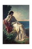 Iphigenia, 1862 Giclee Print by Anselm Feuerbach