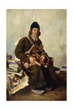 Icons Seller, 1889 Giclee Print by Ivan Ivanovich Tvorozhnikov