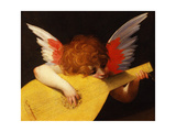 Musical Angel, 1521 Giclee Print by Rosso Fiorentino