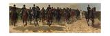 Cavalry, 1883-1888 Giclee Print by George Hendrik Breitner
